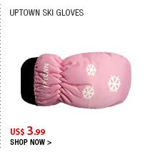 Uptown Ski Gloves