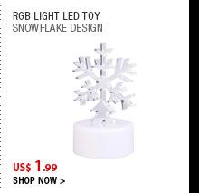 RGB Light LED Toy