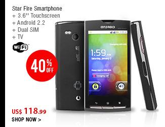 Star Fire Smartphone