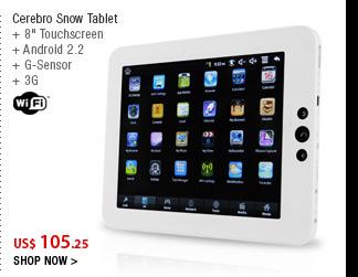 Cerebro Snow Tablet