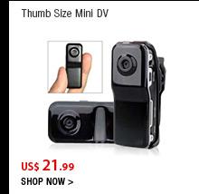 Thumb Size Mini DV