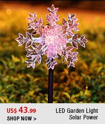 LED Garden Light Solar Power