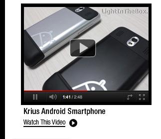 Krius Android Smartphone