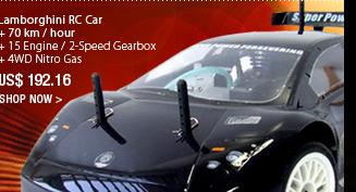 Lamborghini RC Car