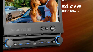 1 Din Car DVD Player