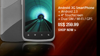 Android 3G SmartPhone