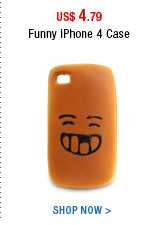 Funny iPhone 4 Case