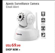 Apexis Surveillance Camera