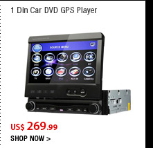 1 Din Car DVD GPS Player