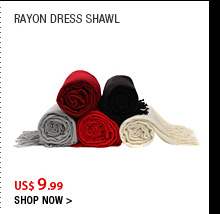 Rayon Dress Shawl