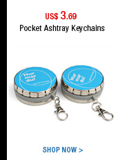 Pocket Ashtray Keychains