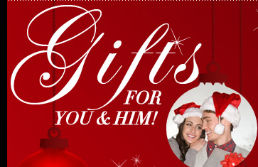 Gifts For You & Him!