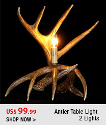 Antler Table Light