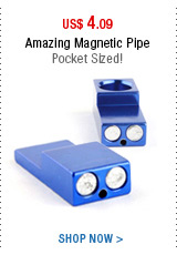 Amazing Magnetic Pipe