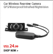 Car Wireless Rearview Camera
