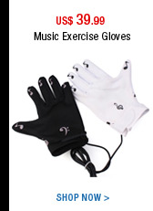 Music Exercise Gloves