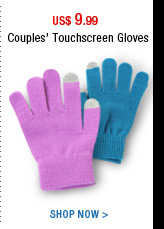 Couple' Touchscreen Gloves