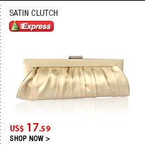 Satin Clutch