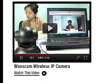 Wanscam Wireless IP Camera