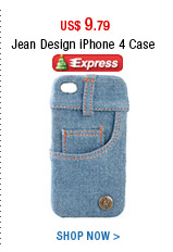 Jean Design iPhone 4 Case