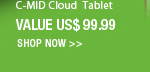C-MID Cloud Tablet