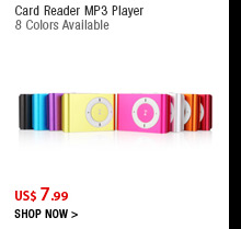 Card Reader MP3 Player