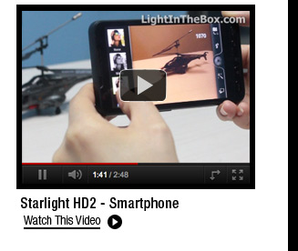 Starlight HD2 - Smartphone