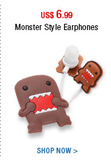 Monster Style Earphones
