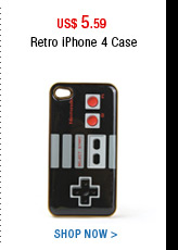 Retro iPhone 4 Case