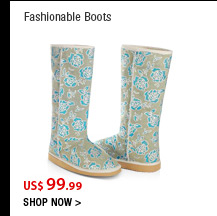 Fashionable Boots