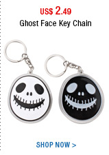 Ghost Face Key Chain