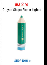 Crayon Shape Flame Lighter