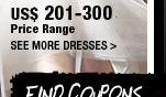 US$ 201-300 Price Range