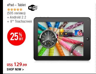 ePad – Tablet
