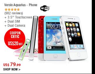 Versio Aquarius - Phone