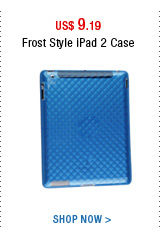 Frost Style iPad 2 Case