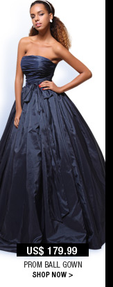Prom Ball Gown