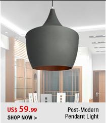 Post-Modern Pendant Light