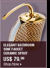 Elegant Bathroom Sink Faucet
