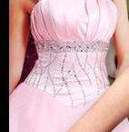 A-Line Evening Gowns