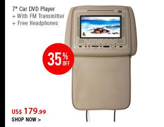 "7"" Car DVD Player"
