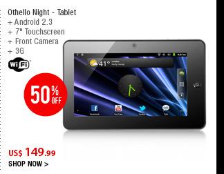 Othello Night - Tablet