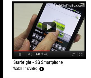 Starbright - 3G Smartphone