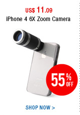 iPhone 4 6X Zoom Camera
