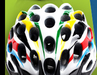 K100 - EPS Bicycle Helmet