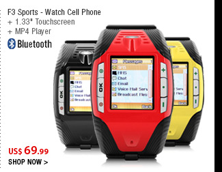 F3 Sports - Watch Cell Phone