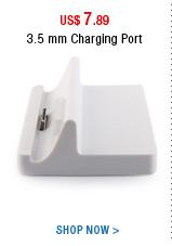 3.5 mm Charging Port
