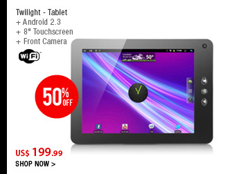 Twilight - Tablet