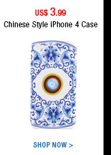 Chinese Style iPhone 4 Case