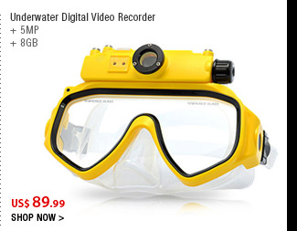 Underwater Digital Video Recorder